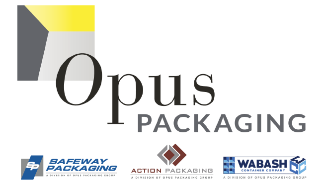 Opus Packaging and sub brands